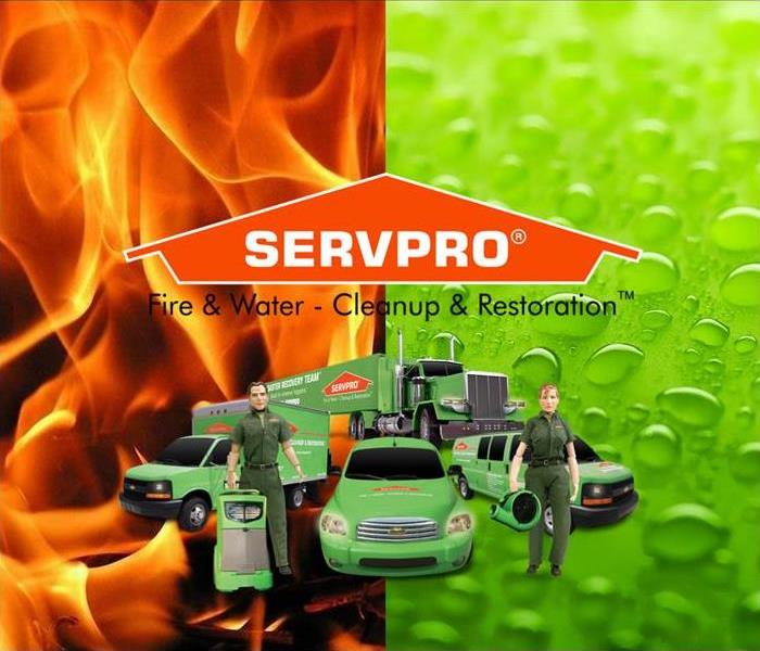 SERVPRO of North Arlington's Fire Damage Restoration Steps