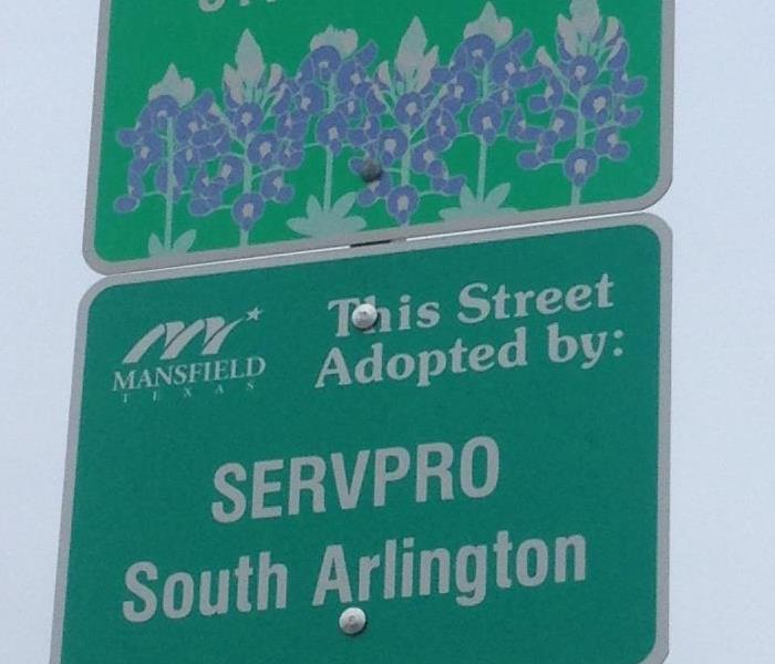 Adopt A Street Program Servpro Of North Arlington